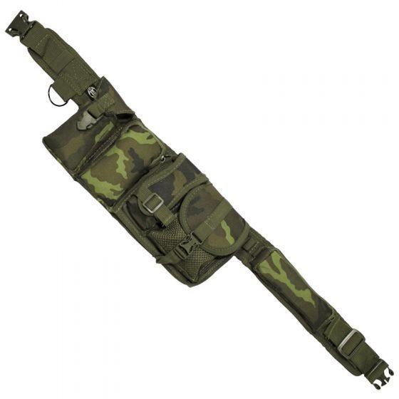 Cinturón MFH con 6 bolsillos en Czech Woodland