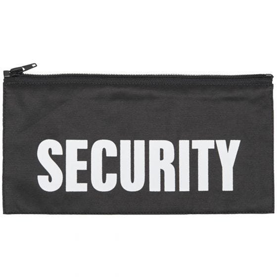 Parche trasero con cremallera Mil-Tec Security