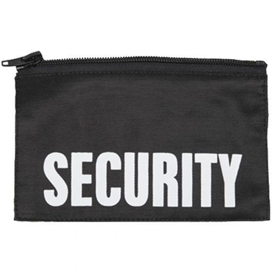 Parche frontal con cremallera Mil-Tec Security