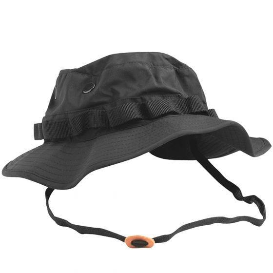 Gorro de pescador Teesar US GI laminado de 3 capas en negro