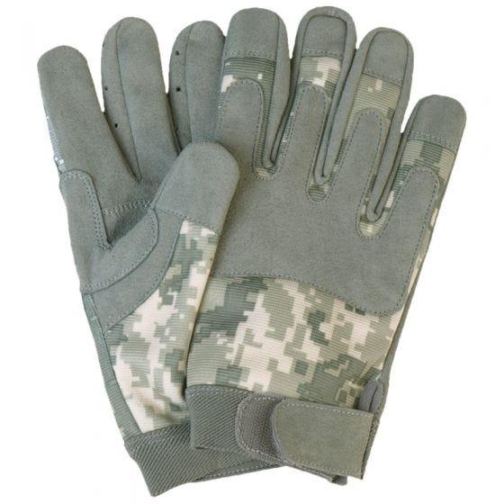 Guantes Mil-Tec Army en ACU Digital