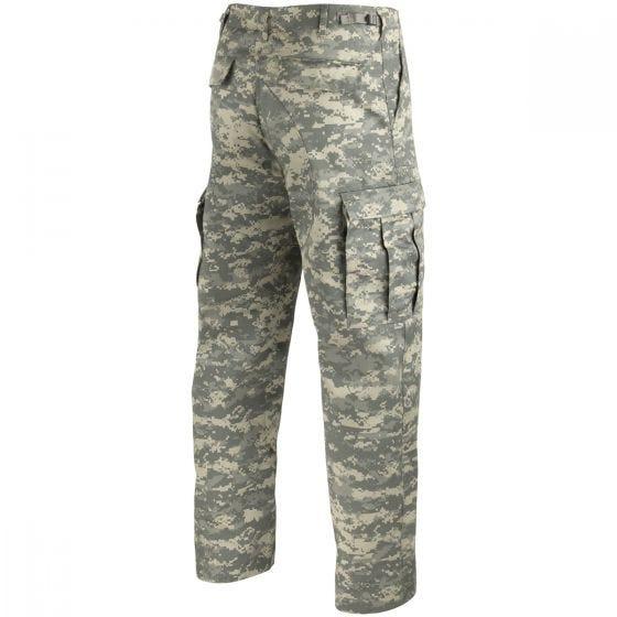Pantalones de combate Mil-Tec BDU en ACU Digital