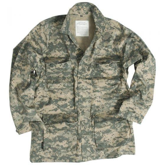 Camisa de combate Mil-Tec BDU en ACU Digital