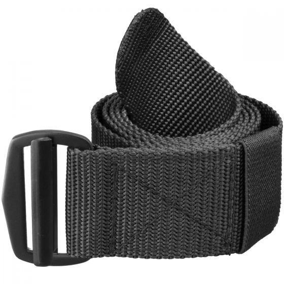 Cinturón Mil-Tec BDU en negro