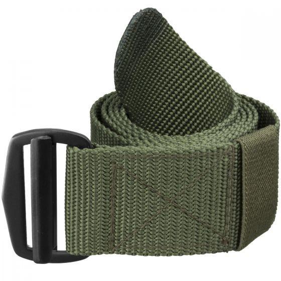 Cinturón Mil-Tec BDU en verde oliva