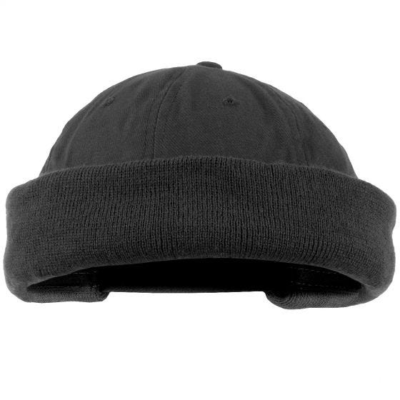 Gorro Mil-Tec Commando en negro