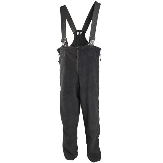 Pantalones térmicos Polartec US GI en negro