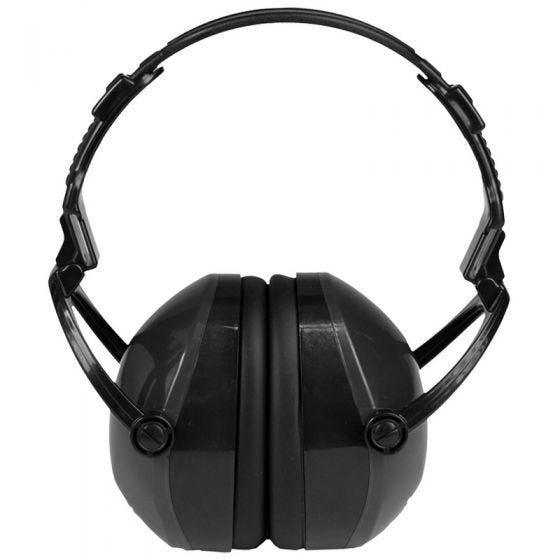 Protectores contra el ruido Mil-Tec en negro