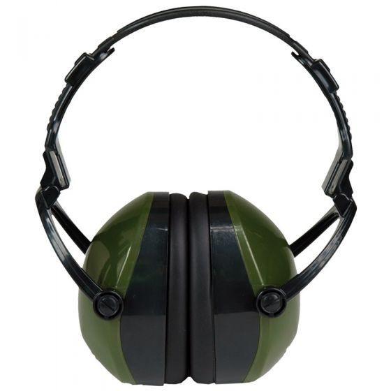 Protectores contra el ruido Mil-Tec en verde oliva
