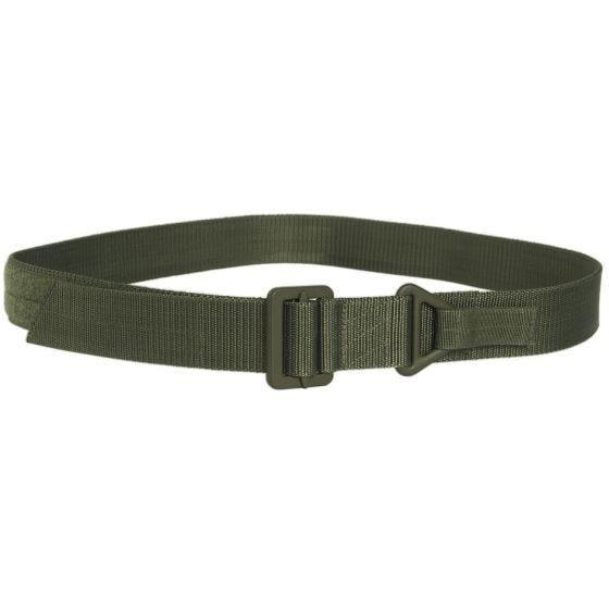 Cinturón Mil-Tec Rigger 45 mm en verde oliva
