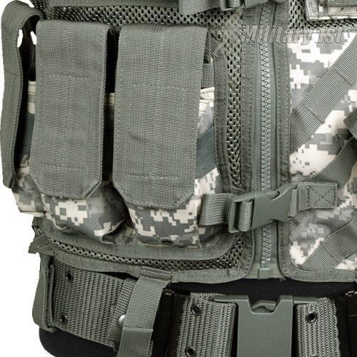 Chaleco táctico Mil-Tec USMC en ACU Digital