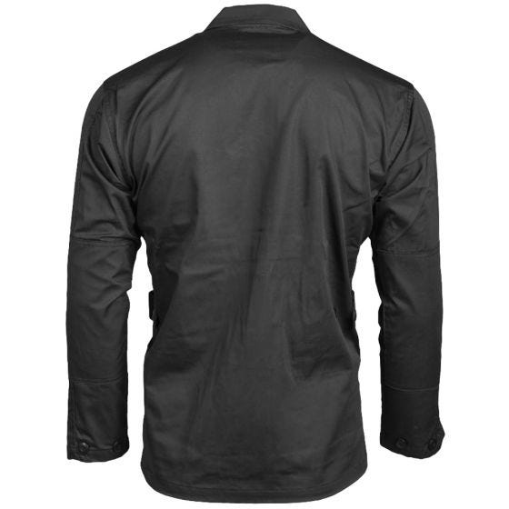 Camisa de combate Mil-Tec BDU en negro
