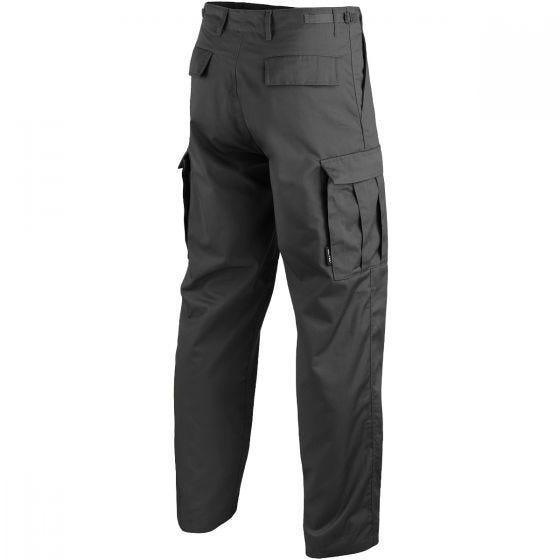 Pantalones Mil-Tec BDU Ranger Combat en negro