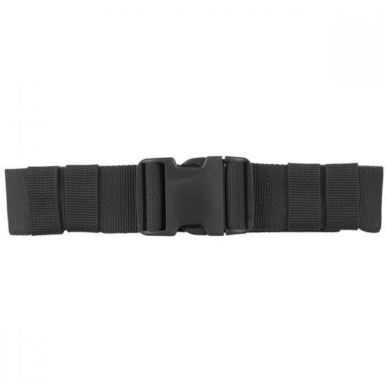 Hebilla de liberación rápida Mil-Tec Army de 50 mm para cinturón en negro