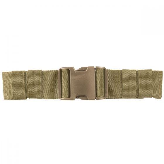 Hebilla de liberación rápida Mil-Tec Army de 50 mm para cinturón en Coyote