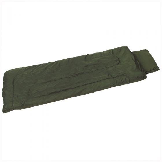 Saco de dormir MFH Israeli Pilot en verde oliva