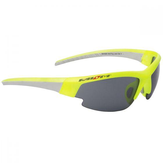 Gafas Swiss Eye Gardosa Evolution S con 3 lentes y montura en amarillo