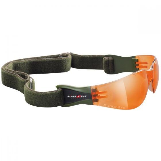 Gafas de cross country Swiss Eye Outbreak con lentes naranjas