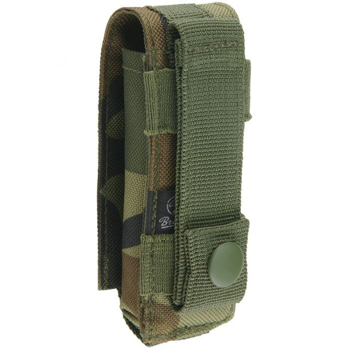 Brandit MOLLE Multi Pouch Small Woodland