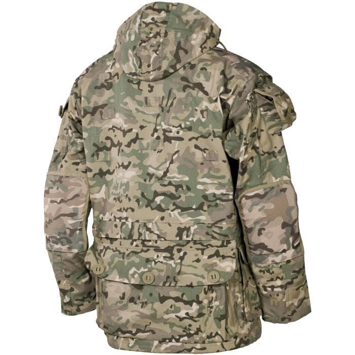 Chaqueta guardapolvo MFH Commando en Operation Camo