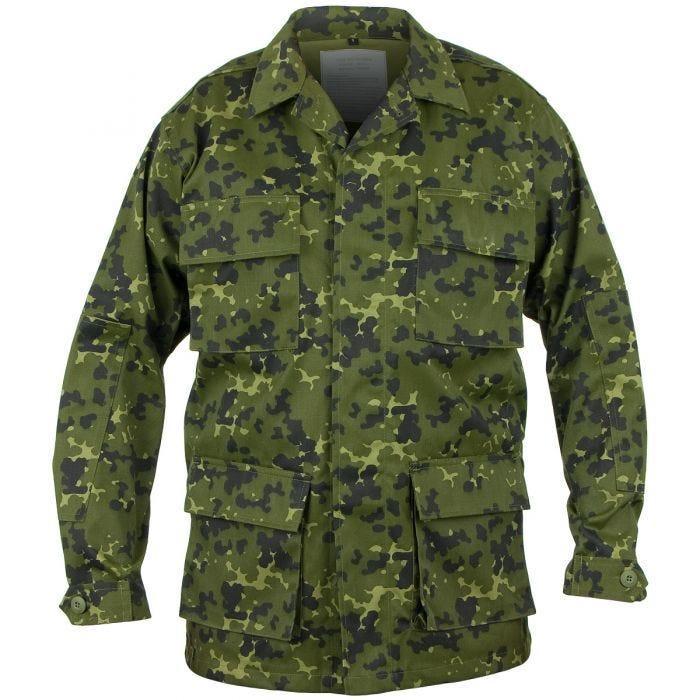 Camisa de combate Mil-Tec BDU en M/84