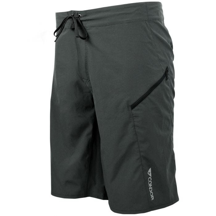 Pantalones cortos deportivos Condor Celex en Graphite