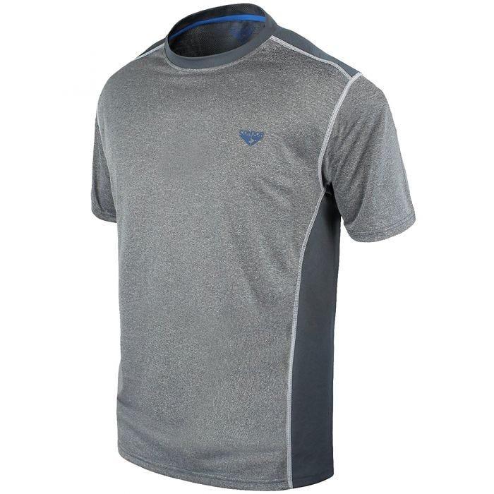 Camiseta de alto rendimiento Condor Surge en Graphite