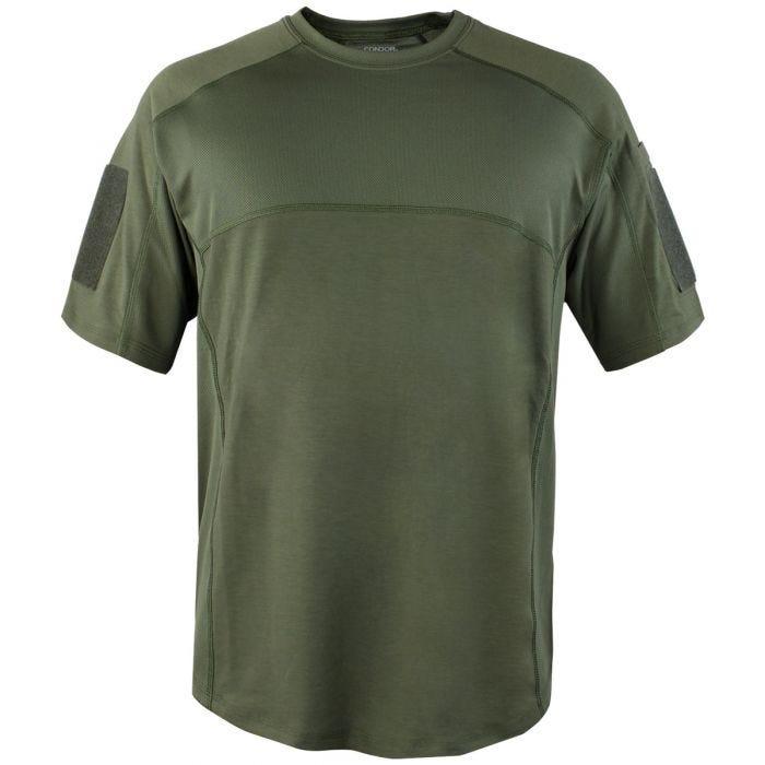 Camiseta de combate Condor Trident en Olive Drab