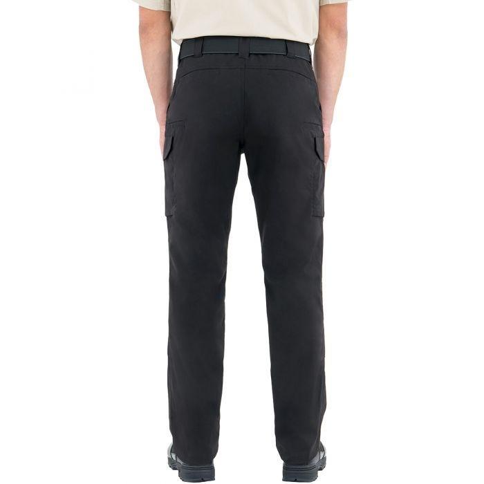 Pantalones tácticos para hombre First Tactical Specialist en negro