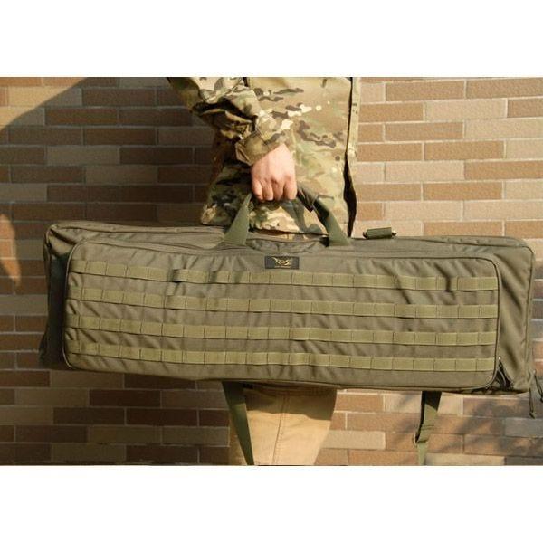 Funda para fusil Flyye Deformation con sistema MOLLE en Coyote Brown
