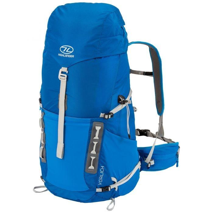 Mochila Highlander Vorlich de 40 l en azul