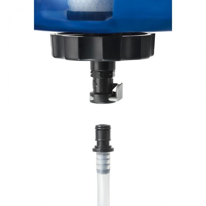 Filtro de agua Katadyn Gravity Camp de 6 litros en azul