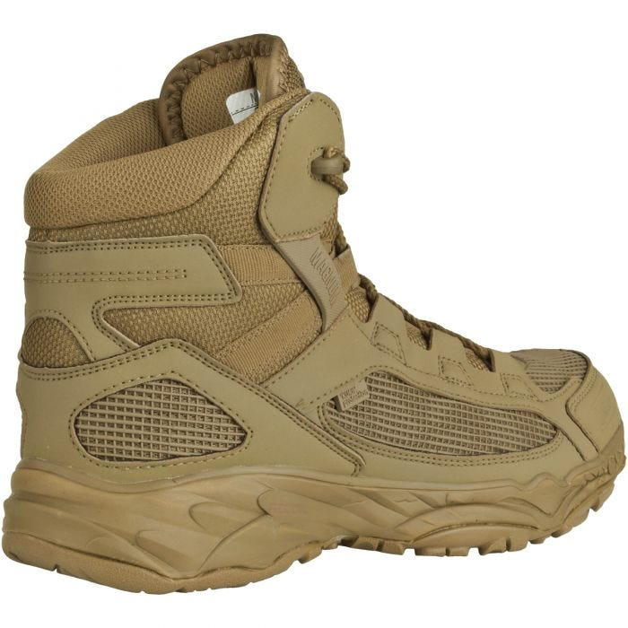 Botas Magnum Opus Assault Tactical 5,0 en coyote
