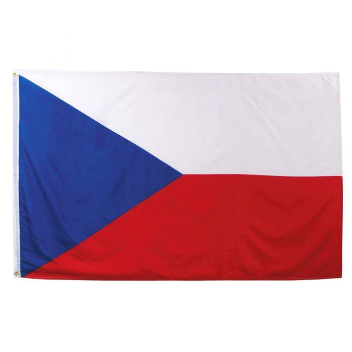 Bandera de la República Checa MFH de 90 x 150 cm