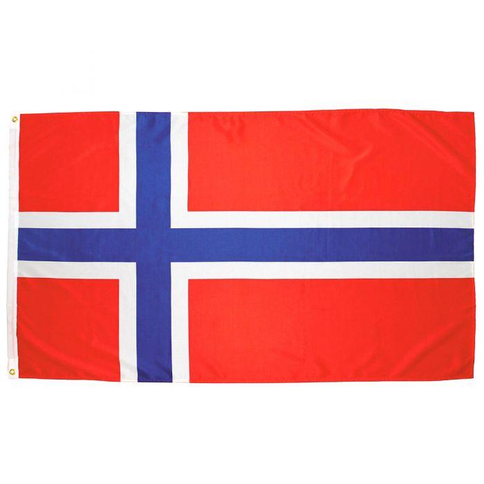 Bandera de Noruega MFH de 90 x 150 cm