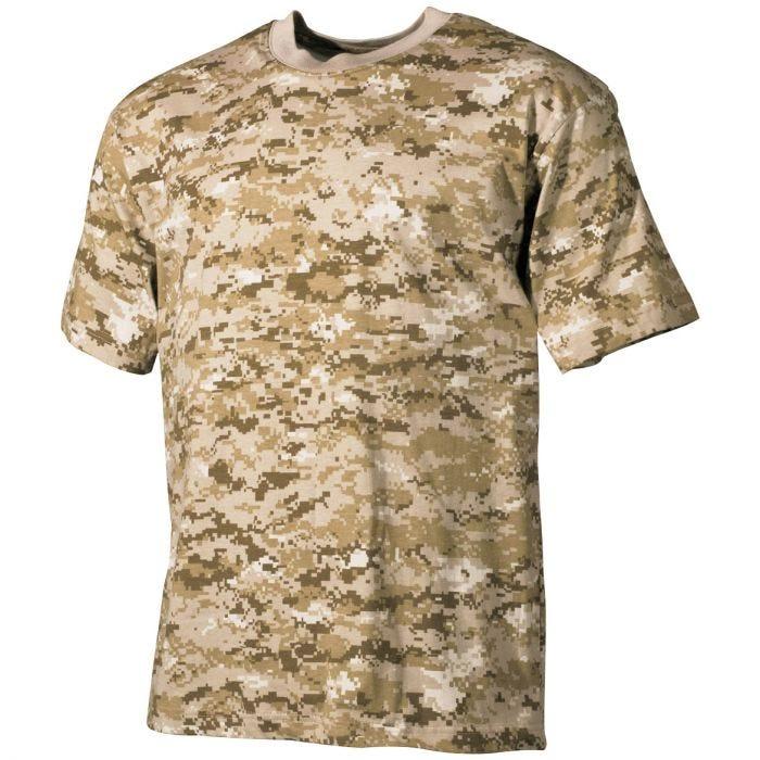 Camiseta MFH en Digital Desert