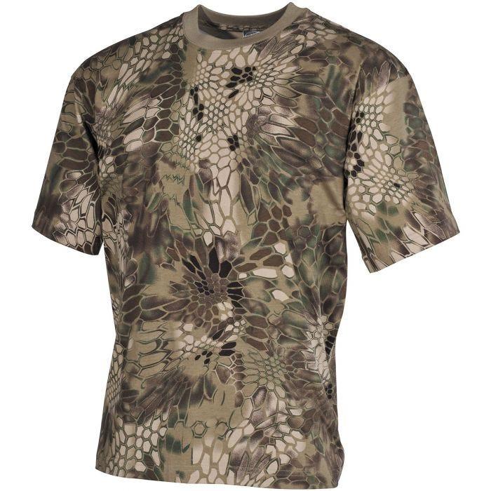 Camiseta MFH en Snake FG