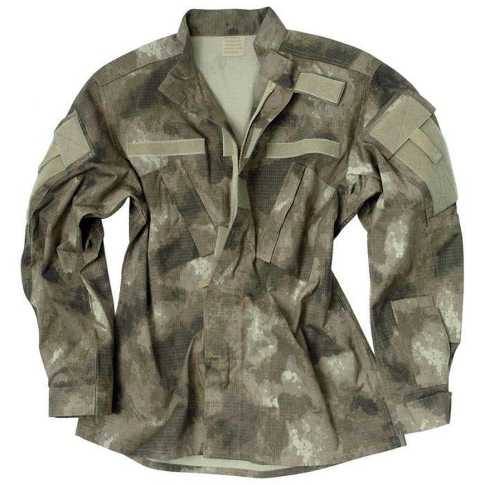 Camisa Mil-Tec ACU en MIL-TACS AU