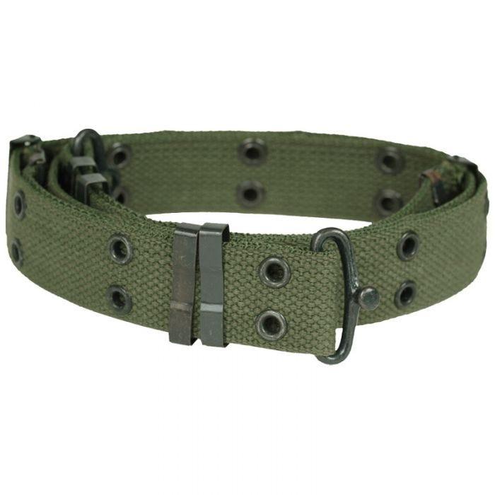 Cinturón para pistola Mil-Tec BDU de 30 mm en verde oliva
