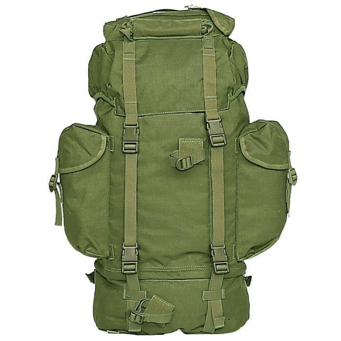 Mochila Mil-Tec BW Combat en verde oliva