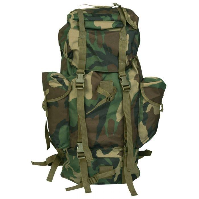 Mochila Mil-Tec BW Combat en Woodland
