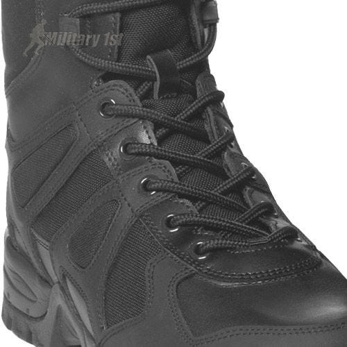 Botas de combate Mil-Tec Generation II en negro