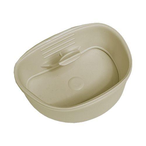 Vaso plegable Mil-Tec 200 ml en caqui