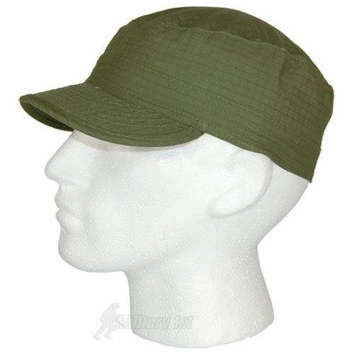 Gorra militar MFH BDU Field de Ripstop en verde oliva