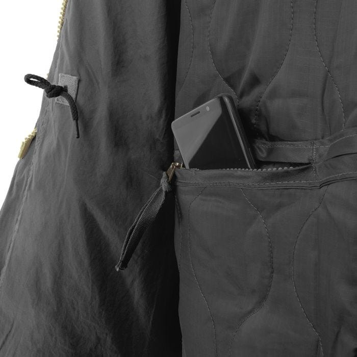 Chaqueta Surplus M65 Regiment en Black Camo