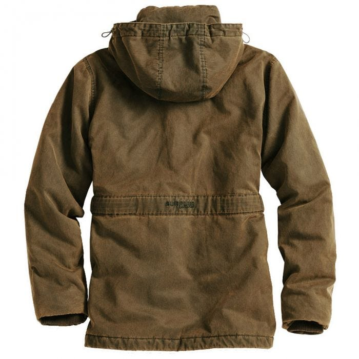 Chaqueta Surplus Xylontum Supreme en color oro