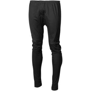 Pantalones interiores MFH US Level I Gen III en negro