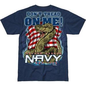 Camiseta 7.62 Design USN Don't Tread On Me Battlespace en Navy