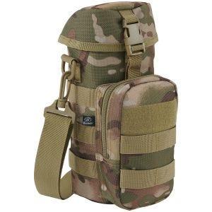 Portabotellas Brandit II en Tactical Camo