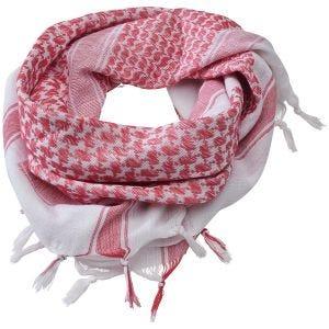 Pañuelo palestino Brandit en rojo / blanco